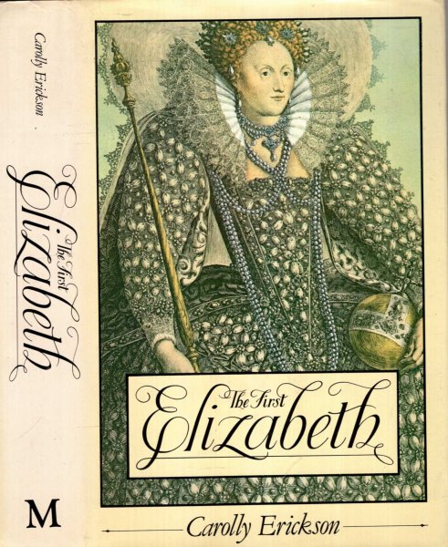 Image for The First Elizabeth