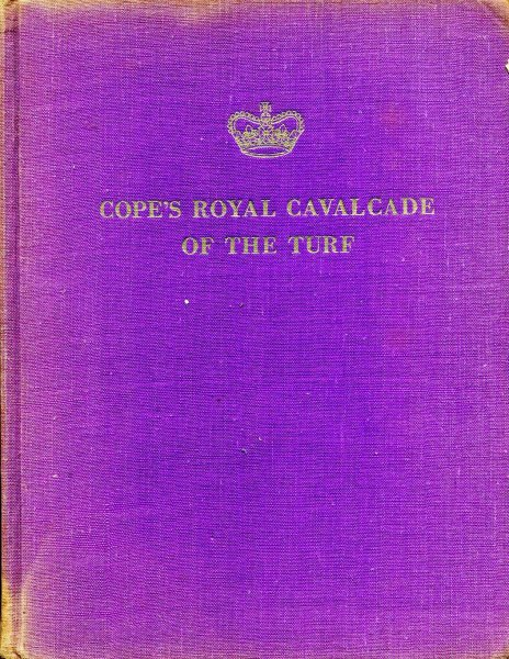 Image for Cope's Royal Cavalcade of the Turf