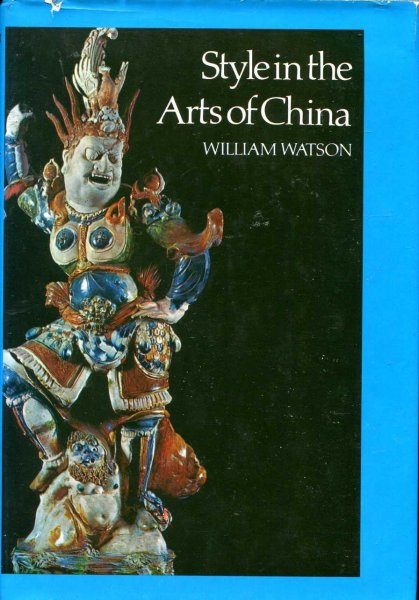 Image for Style in the Arts of China