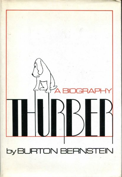 Image for Thurber: A Biography