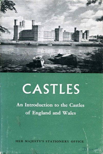 Image for Castles : An Introduction to the Castles of England and Wales