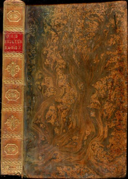 Image for The Old English Baron : A Gothic Story