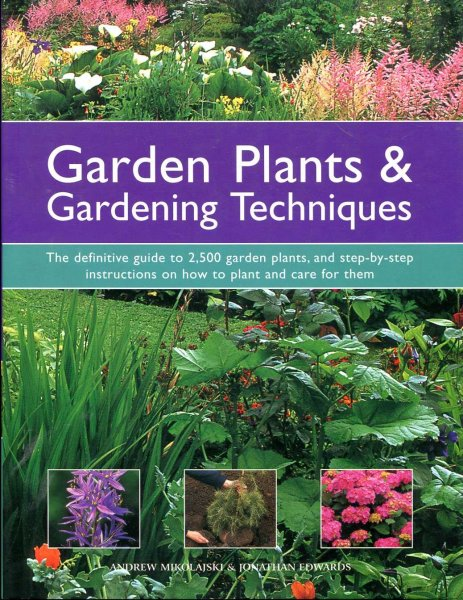 Image for Garden Plants and Gardening Techniques