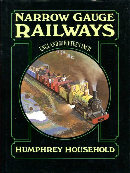 Image for Narrow Gauge Railways : England and the Fifteen Inch