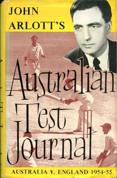 Image for Australian Test Journey A Diary of the Test Matches Australia v England 1954-55