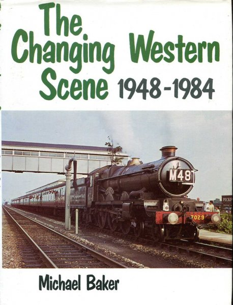 Image for The Changing Western Scene, 1948-1984