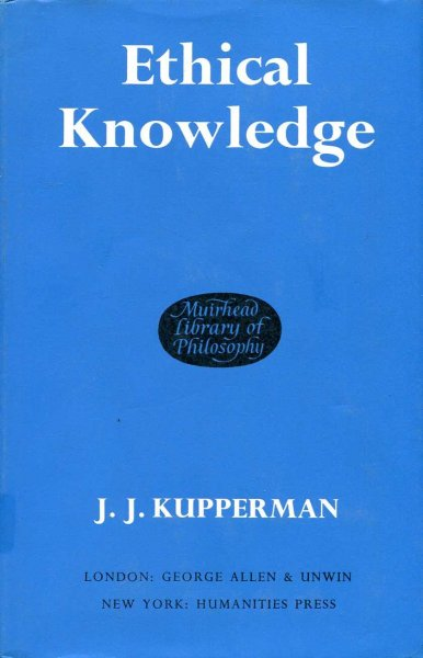 Image for Ethical Knowledge