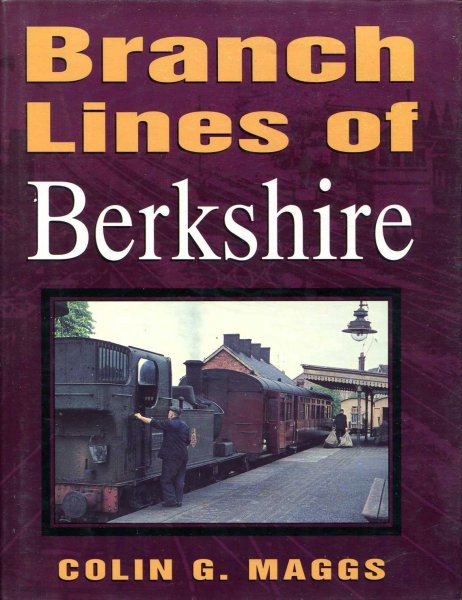 Image for Branch Lines of Berkshire