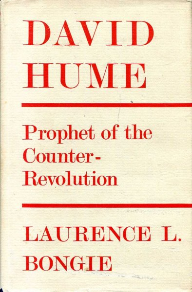 Image for David Hume - Prophet of the counter-revolution