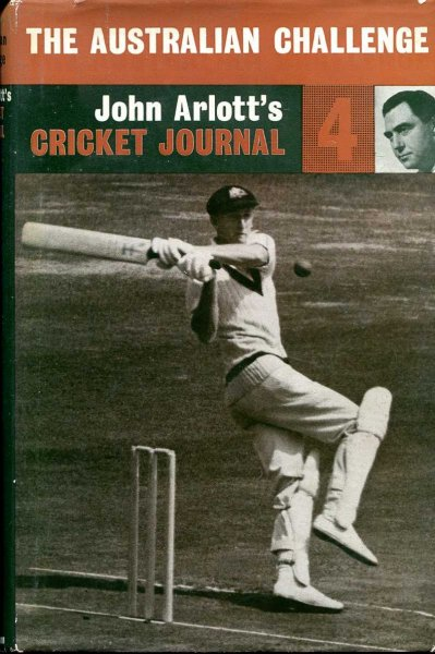 Image for The Australian Challenge : John Arlott's Cricket Journal - 4
