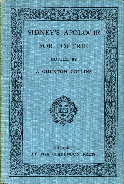 Image for Sydney's Apologie for Poetrie