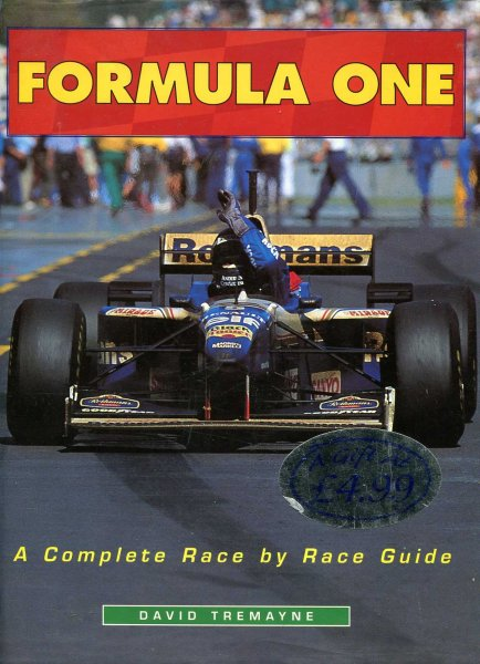 Image for Formula One - a complete race by race guide