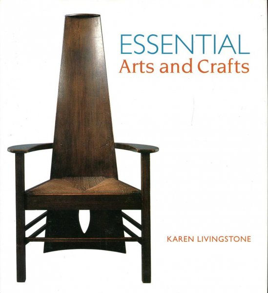 Image for Essential Arts and Crafts