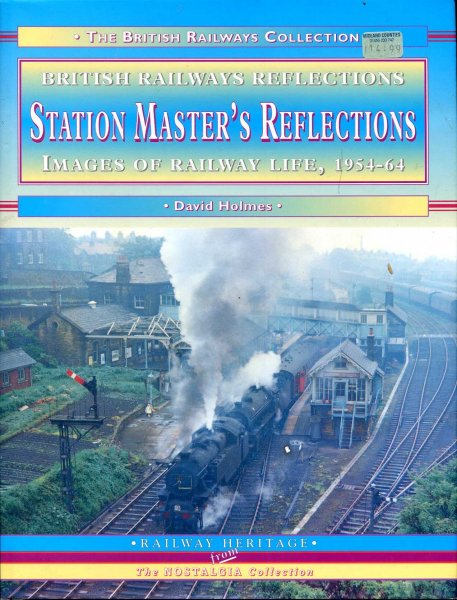 Image for Station Master's Reflections: Images of Railway Life: 1954-64