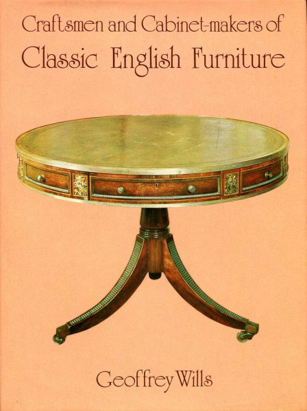 Image for Craftsmen and Cabinet-makers of classic English Furniture
