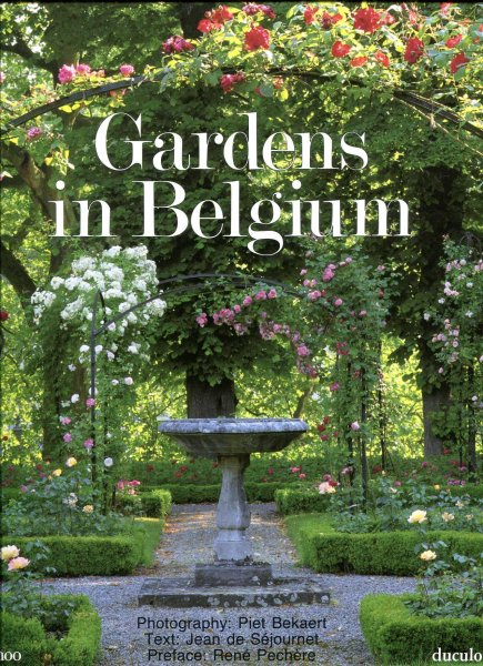 Image for Gardens in Belgium