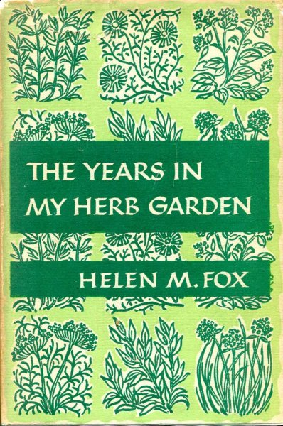 Image for The Years in My Herb Garden