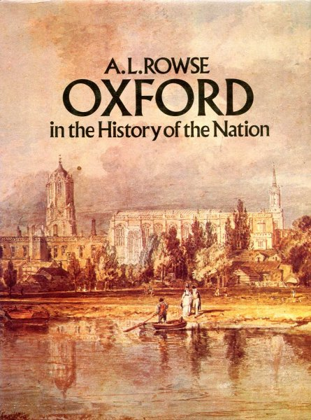 Image for Oxford in the History of the Nation