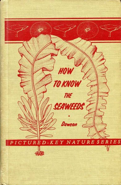 Image for How to Know the Seaweeds - an illustrated manual