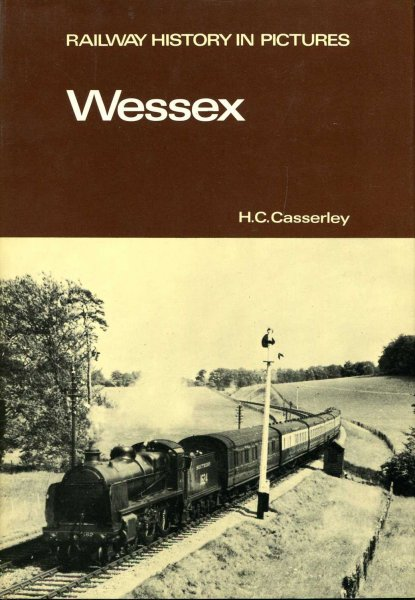 Image for Wessex (Railway History in Pictures)