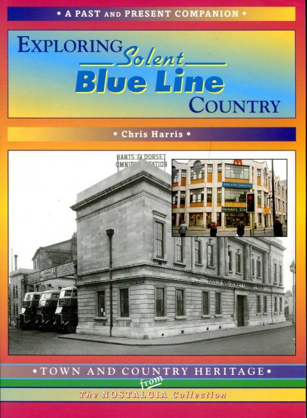 Image for Exploring Solent Blue Line Country