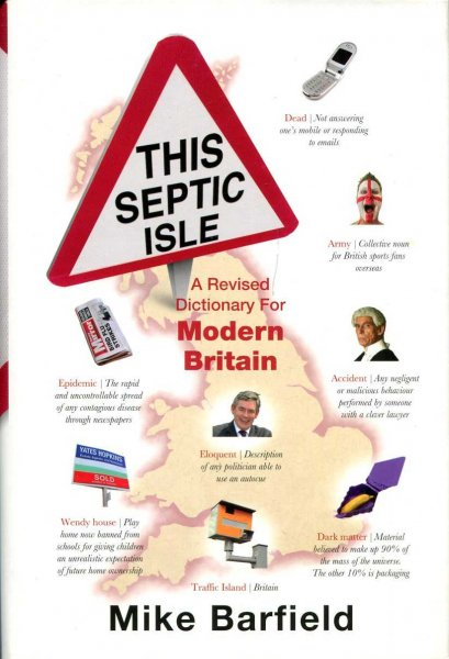 Image for This Septic Isle : A revised dictionary for modern Britain