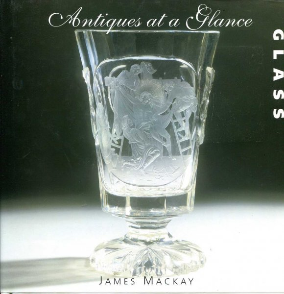 Image for Antiques at a Glance : Glass