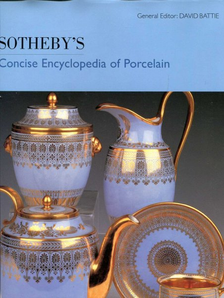 Image for Sothebys Concise Encyclopedia of Porcelain