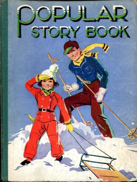 Image for Popular Story Book