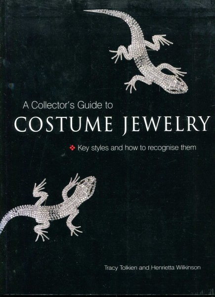 Image for A Colllector's Guide to Costume Jewelry : Key Styles and how to recognise them, édition en langue anglaise