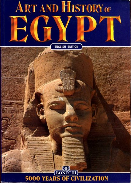 Image for Art and History of Egypt