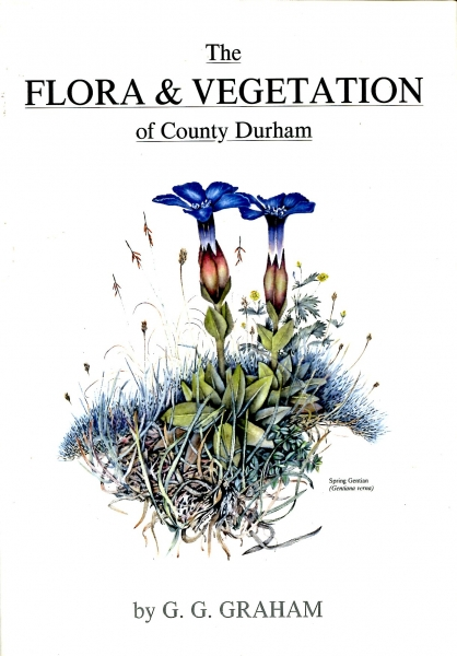 Image for The Flora and Vegetation of County Durham -  Watsonian vice-county 66