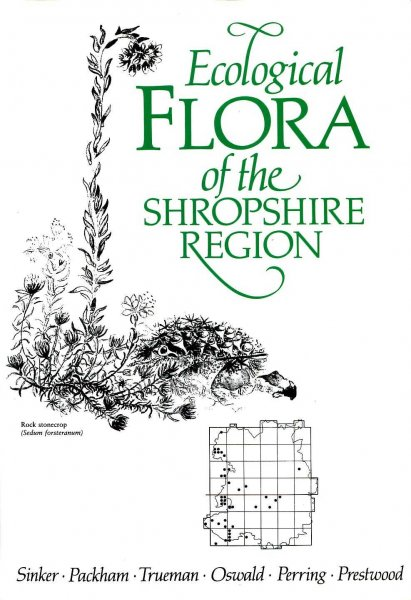 Image for Ecological Flora of the Shropshire Region