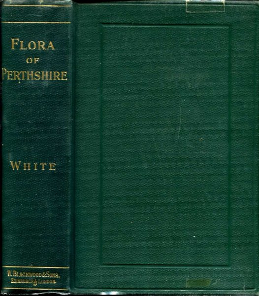 Image for The Flora of Perthshire