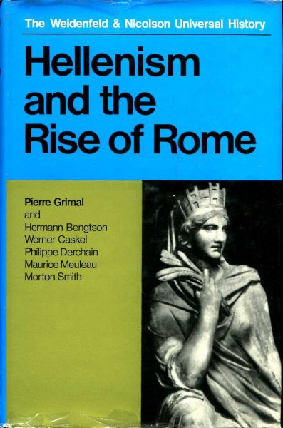 Image for Hellenism and the Rise of Rome