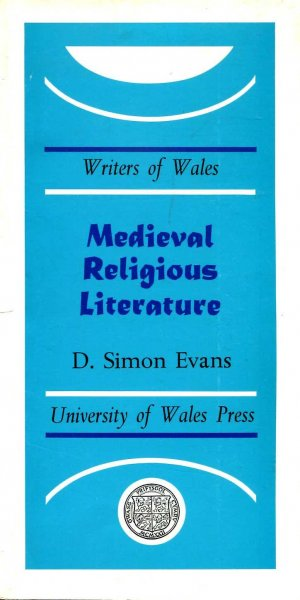 Image for Medieval Religious Literature (Writers of Wales)