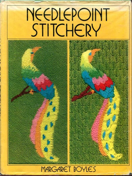 Image for Needlepoint Stitchery