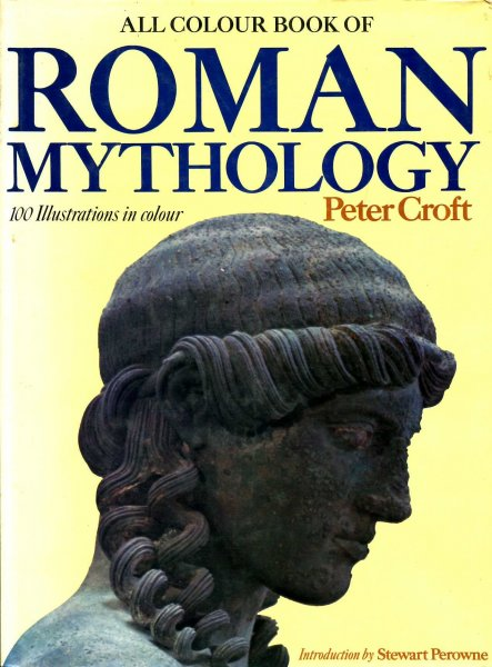 Image for All Color Book of Roman Mythology