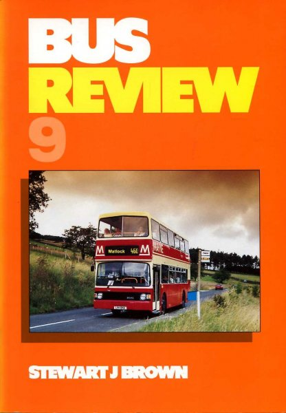 Image for Bus Review (No 9)