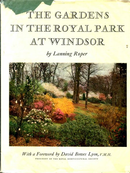 Image for The Gardens in the Royal Park at Windsor