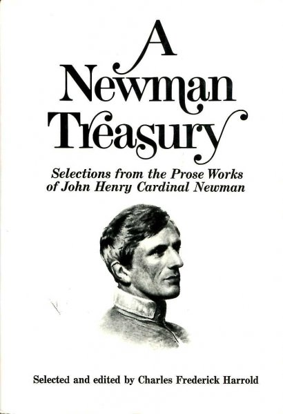 Image for A Newman Treasury : Selections from the Prose Works
