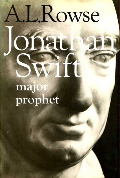 Image for Jonathan Swift :  Major Prophet