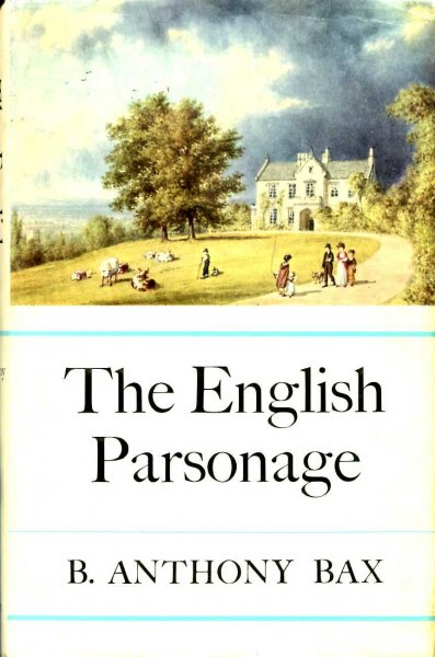 Image for The English Parsonage