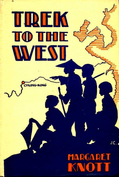 Image for Trek to the West - a story of modern China