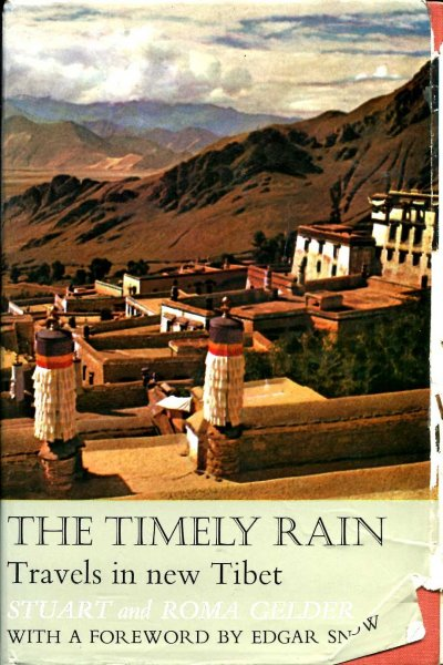 Image for The Timely Rain Travels in new Tibet