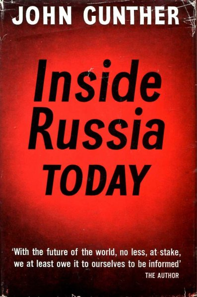 Image for Inside Russia Today