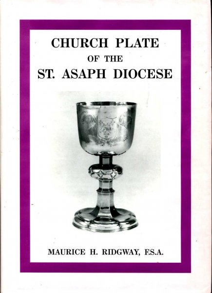 Image for Church Plate of the St.Asaph Diocese