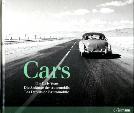 Image for Cars - The  Early Years