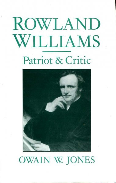 Image for Rowland Williams : Patriot and Critic