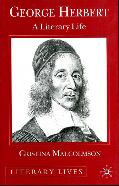 Image for George Herbert : A Literary Life